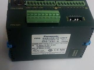 FP0-C10RS FP0-A21