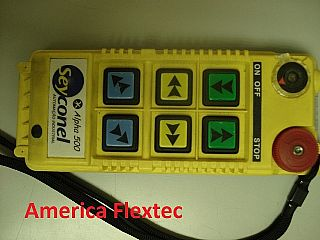 Controle Seyconel Alpha 500
