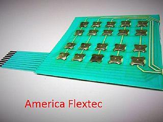 Desenvolvimento de Membranas com circuito eletrônico