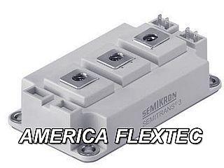 Transistor Semikron SKM 200 Gb 124D
