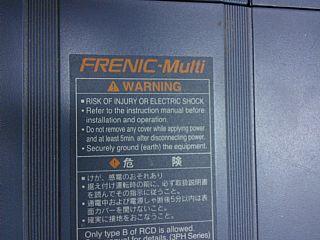 Frenic Fuji